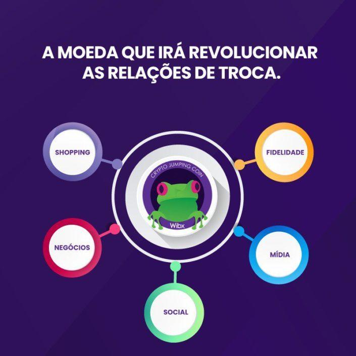 Wibx, primeira criptomoeda brasileira